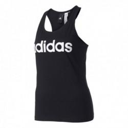 Adidas Essentials Linear Slim Tank Női Trikó (Fekete-Fehér) S97209