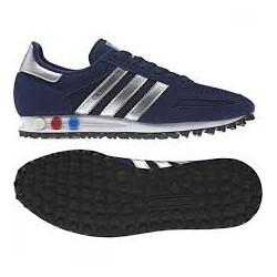 Adidas Originals La Trainer Férfi Cipő (Sötétkék-Ezüst) CQ2278