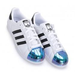 Adidas Originals Superstar Metal Toe Cipő (Fehér-Fekete) CQ2610
