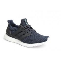 Adidas UltraBOOST Parley Férfi Futó Cipő (Fekete-Fehér) AC7836