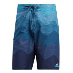 Adidas Wave Férfi Úszóshort (Kék) CV5167