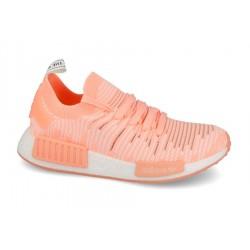 Adidas Originals NMD R1 Női Cipő (Barack-Fehér) AQ1119