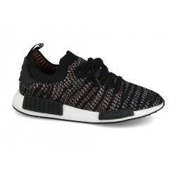 Adidas Originals NMD R1 Férfi Cipő (Fekete-Fehér) B37636