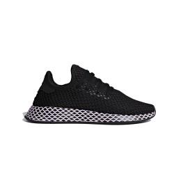 Adidas Originals Deerupt Runner W Női Cipő (Fekete-Rózsaszín) B37602