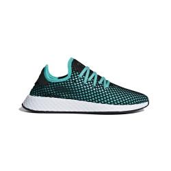 Adidas Originals Deerupt Runner Férfi Cipő (Türkiz-Fekete-Fehér) B41775
