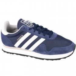 Adidas Originals Haven Férfi Cipő (Sötétkék-Fehér) BB1280