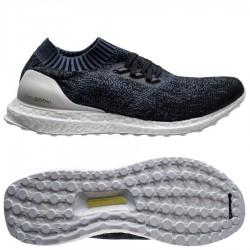 Adidas UltraBOOST Uncaged Férfi Futó Cipő (Sötétkék-Fehér) CM8278