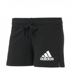 Adidas Essentials Solid Short Női Short (Fekete-Fehér) B45780