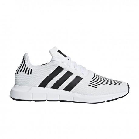 49665628ab Adidas Originals Swift Run Férfi Cipő (Fehér-Fekete) CQ2116