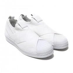 Adidas Originals Superstar Slip On W Női Cipő (Fehér) CQ2381