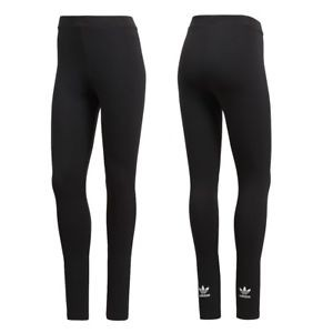 9f7b0ecf0d Adidas Originals Trefoil Tight Női Leggings (Fekete) CW5076