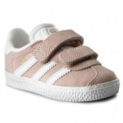 Adidas Originals Gazelle CF I Kislány Gyerek Cipő (Rózsaszín-Fehér) AH2229