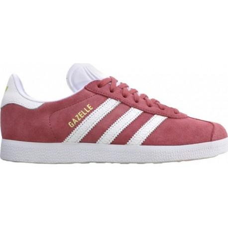 0ccf16c082e2 Adidas Originals Gazelle W Női Cipő (Rózsaszín-Fehér) B41658