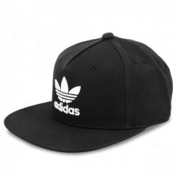 Adidas Originals Trefoil Snap Back Cap Férfi Sapka (Fekete-Fehér) BK7324