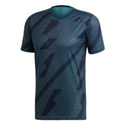 Adidas FreeLift Climacool Tee Férfi Póló (Kék) CZ5402