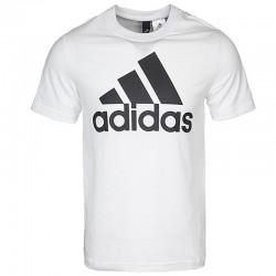 Adidas Essentials Linear Tee Férfi Póló (Fehér-Fekete) CD4863