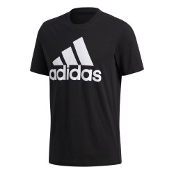 Adidas Essentials Linear Tee Férfi Póló (Fekete-Fehér) CD4864