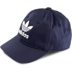 Adidas Originals Trefoil Classic Cap Baseball Sapka (Sötétkék-Fehér) CD6973