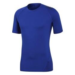 Adidas Alphaskin Sport Tee Férfi Póló (Kék) CD7170
