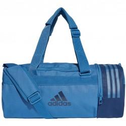 Adidas Convertible 3 Stripes Duffel Bag Small Sporttáska (Kék) CF3294