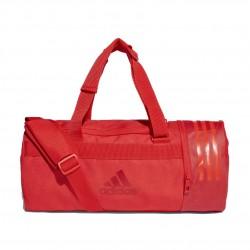 Adidas Convertible 3 Stripes Duffel Bag Small Sporttáska (Piros) CF3296