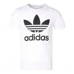 Adidas Originals J Trefoil Tee Gyerek Póló (Fehér-Fekete) CF8546