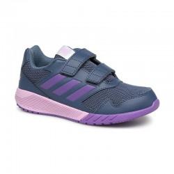 Adidas AltaRun CF K Lány Gyerek Cipő (Kék-Lila-Rózsaszín) AH2409