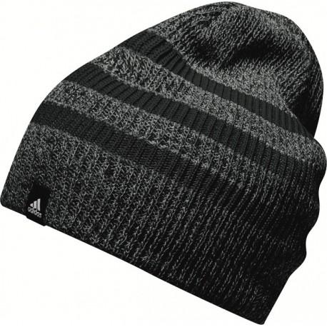 Adidas Performance 3 Stripes Beanie Sapka (Fekete) BR9927 d813f57b0d