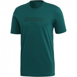 Adidas Essentials AllCap Tee Férfi Póló (Zöld) CZ9081