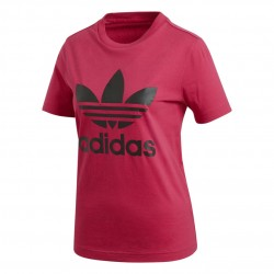 Adidas Originals Leoflage Trefoil Tee Női Póló (Piros-Fekete) DX4305