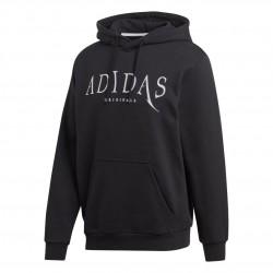Adidas Originals Planetoid Hoodie Férfi Pulóver (Fekete-Fehér) DX6011