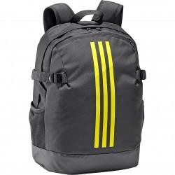 Adidas 3 Stripes Power Backpack Hátizsák (Fekete-Citromsárga) DM7681
