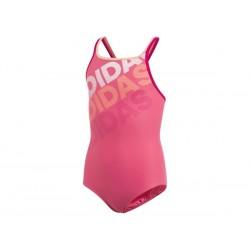 Adidas YG 1 PC LIN Lány Gyerek Úszó Dressz (Rózsaszín) DM2964