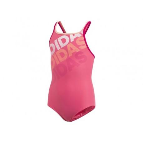 Adidas YG 1 PC LIN Lány Gyerek Úszó Dressz (Rózsaszín) DM2964 1cf031e2bb