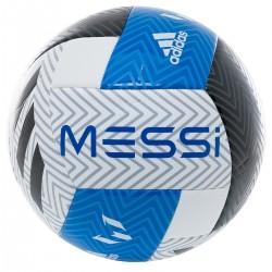 Adidas Messi Q4 Foci Labda (Szürke-Fekete-Kék) CW4173