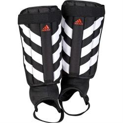 Adidas Evertomic Sípcsontvédő (Fekete-Fehér-Piros) CW5565