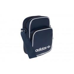 Adidas Originals Mini Vintage Táska (Kék-Fehér) DH1007