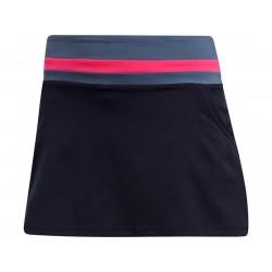 Adidas Club Skirt Női Tenisz Szoknya (Kék-Rózsaszín) DH2482