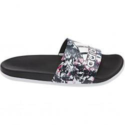 Adidas Adilette Comfort Női Papucs (Fekete-Színes) B43827