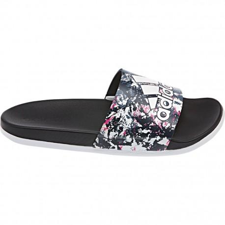 Adidas Adilette Comfort Női Papucs (Fekete-Színes) B43827 9a7994e776