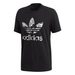 Adidas Originals Camouflage Trefoil Tee Férfi Póló (Fekete) DH4779