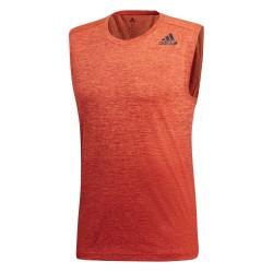 Adidas Gradient Mélange SL Férfi Trikó (Narancssárga) CX0197