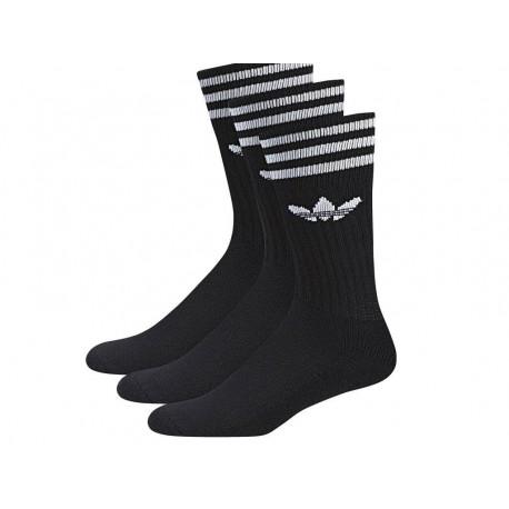 53386c993e Adidas Originals Crew Socks 3PP 3 Páras Zokni (Fekete-Fehér) S21490