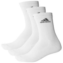 Adidas 3 Stripes 3 Páras Zokni Csomag (Fehér) AA2297