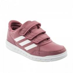 Adidas AltaSport CF K Lány Gyerek Cipő (Rózsaszín-Fehér) B37968