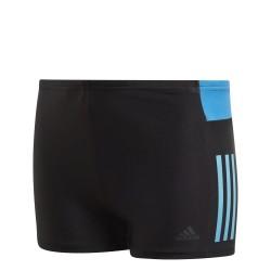 Adidas Fitness Boxer III CB Fiú Gyerek Úszó Boxer (Fekete-Kék) CY1723