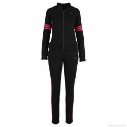 Adidas WTS PES COSY Női Melegítő Együttes (Fekete-Pink) CY3515