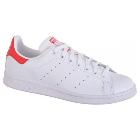 Adidas Originals Stan Smith Uniszex Cipő (Fehér-Piros) M20326