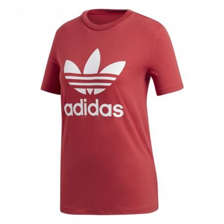 Adidas Originals Trefoil Tee Női Póló (Rózsaszín-Fehér) DH3172 85bcc0444a