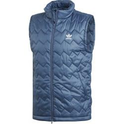 Adidas Originals SST Puffy Vest Férfi Mellény (Kék) DH5029